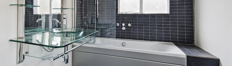 bathroon glass brisbane