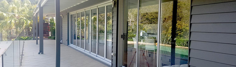 sliding glass door brisbane