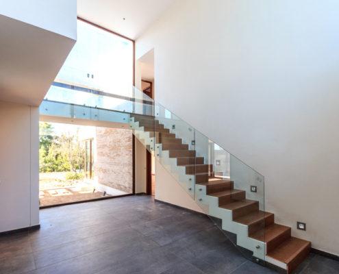 stairways glass safety brisbane