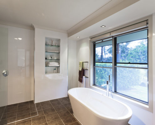 bathroom window installation brisbane