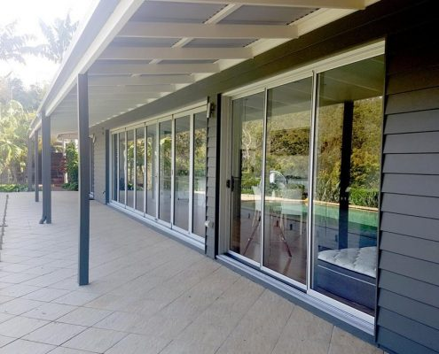 sliding glass door brisbane