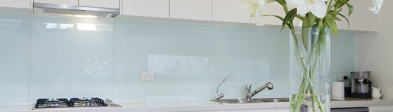 Glass Splash back install brisbane